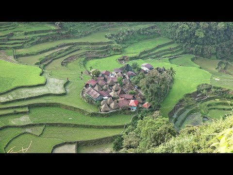 Rice Terraces of the Philippine Cordilleras: Batad, Bangaan and Banaue in 4K Ultra HD