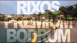 Обзор отеля Rixos Premium Bodrum Октябрь 2019