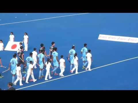 JAPAN INDIA Match Highlights