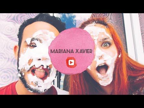 Desafio da Rima c/ Pedro Garcia | MarianaXavier