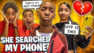 JAY CRUSH SEARCHED HIS PHONE & MYKEL WANTS TO LEAVE MACEI!?