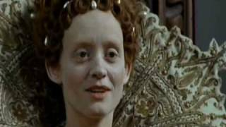Sienna Guillory as Lettice Knollys in BBC TV show The Virgin Queen PART 18