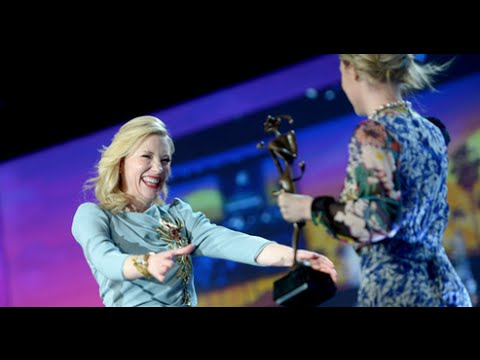 Cate Blanchett's Acceptance Speech at the Palm Springs Film Festival 2016