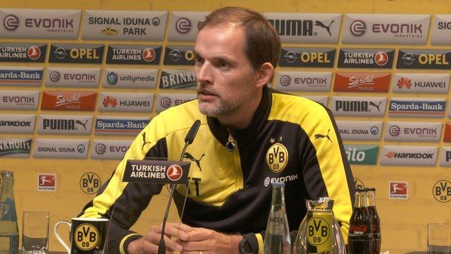 Pressekonferenz: Wir haben Glück gehabt | BVB - FC Ingolstadt 2:0