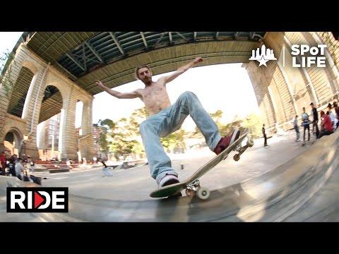 2016 Damn Am NYC: Practice –Robert Neal, Santiago Rodriguez
