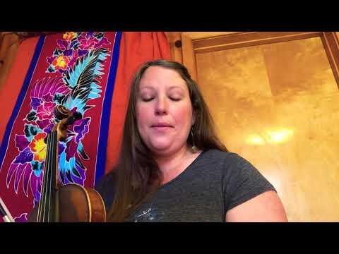 Golden Anniversary Waltz | Practice Video | The American Fiddle Method Vol 2 By Brian Wicklund