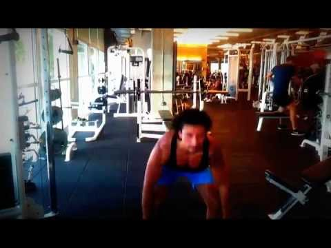 Ejercicios Con Vipr En Gym Equinox South Beach Miami Por Javier Panizo Entrenador Personal