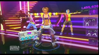 Dance Central 3 - Macarena (Bayside Boys Mix) - Hard 5* Gold Stars