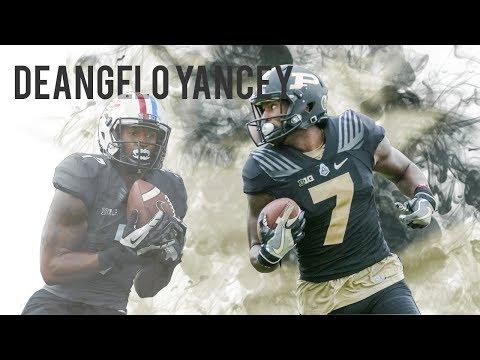 Deangelo Yancey  Offical Purdue Highlights