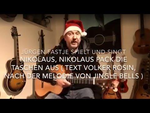 Nikolaus, Nikolaus ( ... pack die Taschen aus ! )
