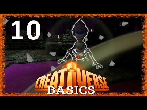 CREATIVERSE BASICS -10- Corruption Layer - A How-To/Tutorial LetsPlay
