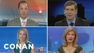 Newscasters Agree: Yeah, Baby Edition