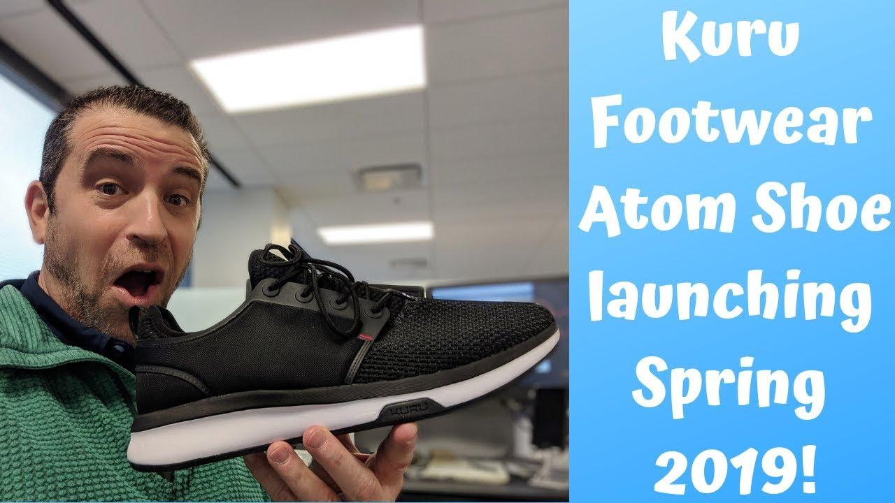 Kuru Footwear Atom Shoe Sneaker Shoe