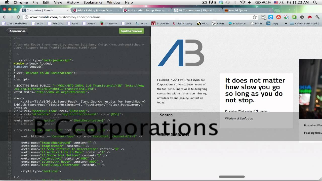 how to add alret message in jquery