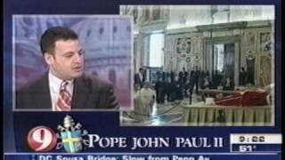Arsalan Iftikhar on Death of Pope John Paul II (2005)