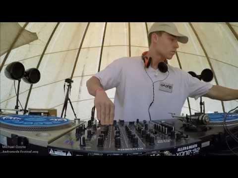 Michael Ozone - Sunday 13:30pm-15:00pm - Andromeda Festival (2015)