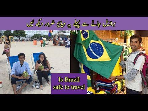 Is Brazil Safe To Travel | Brazil Visa for Pakistan