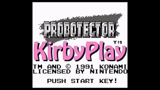 [ KirbyPlay ] Probotector Game Boy ( jeu complet )
