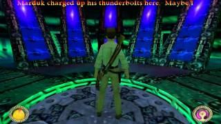 Indiana Jones and the Infernal Machine PC Longplay 16 - Aetherium