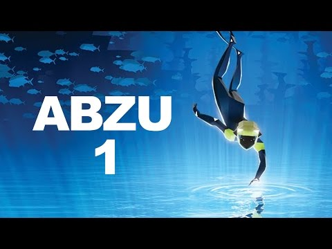 Thumbnail: MOST BEAUTIFUL GAME 2016!! (Abzu - Part 1)