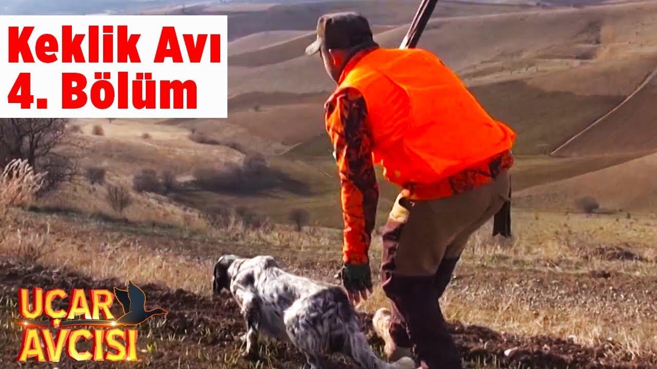 Keklik Avı Uçar Avcısı 4. Bölüm - Yaban Tv