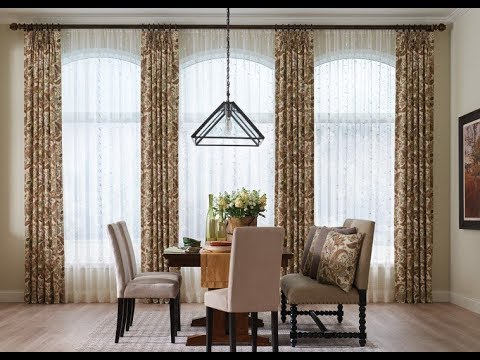 50+ Window Curtain Design DIY Ideas Bedroom ROD Installation Lights Stitching Making Hacks 2018