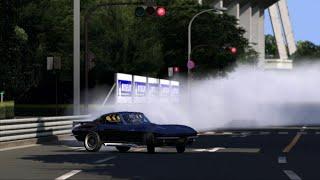 GT6 - Seasonal Event // Drift Trial: Non-Racing Car - Tokyo R246