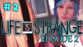 LIFE IS STRANGE: Out of Time (#2) Two Whales Diner