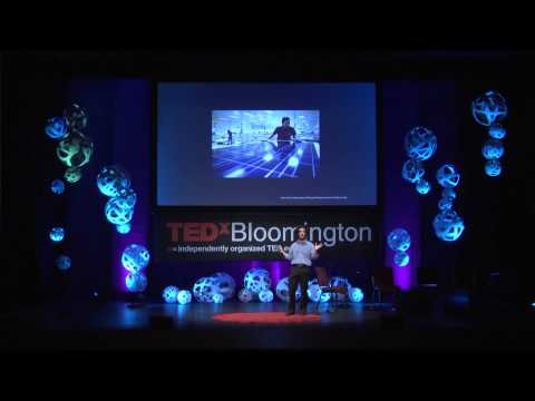 Renewable energy from a different perspective : Jeremy Shere at TEDxBloomington