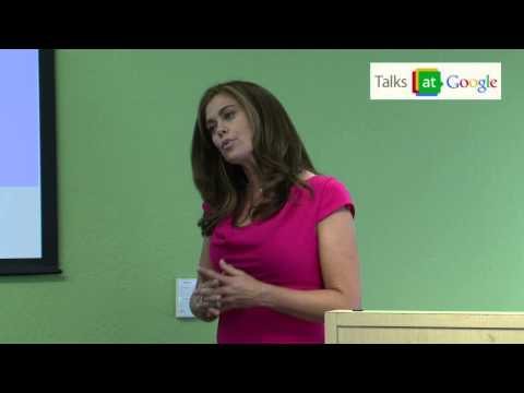 Kathy Ireland Speaks at Google and Tours the Campus