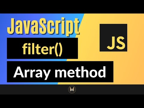 JavaScript Filter Method |  Complete JS Array Methods Series