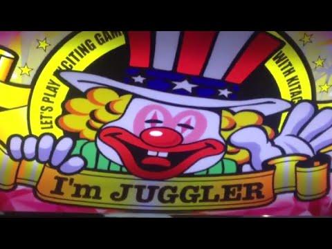 ジャグラー 開始1Kで4回GOGOランプ点灯