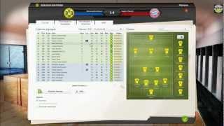 Сыграем в FIFA Manager 13