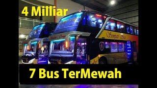 7 BUS TerMewah Yang Ada di Indonesia