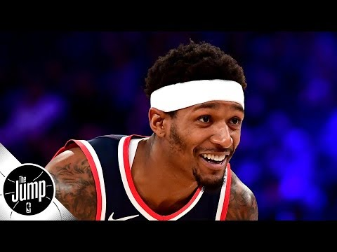 Bradley Beal and the Wizards both win with contract extension - Amin Elhassan | The Jump