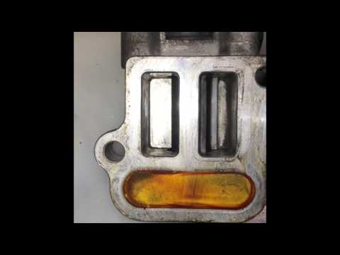 Subaru EJ Idle Air Control Valve Cleaning - YouTube