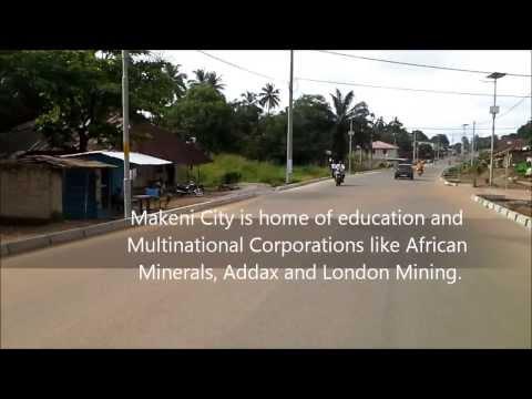 MAKENI CITY, Sierra Leone