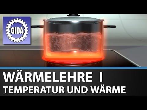 GIDA - Wärmelehre I - Temperatur und Wärme - Physik - Schulfilm ...