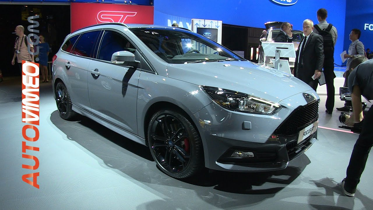 ford focus st 2 0 tdci 180 s s diesel 2014 youtube. Black Bedroom Furniture Sets. Home Design Ideas