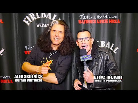 Testament's Alex Skolnick & Eric Blair talk Neil Peart ,Eddie Van Halen