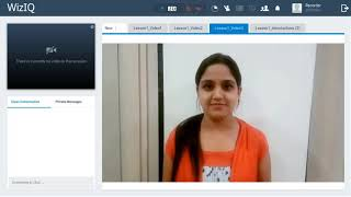 Lesson 1 Introduction -  English Bolo - IL & FS - Learn with a teacher - Online Class
