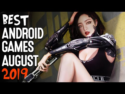 Best Android Games August 2019   Top 10 New Android Games Review With Gameplay