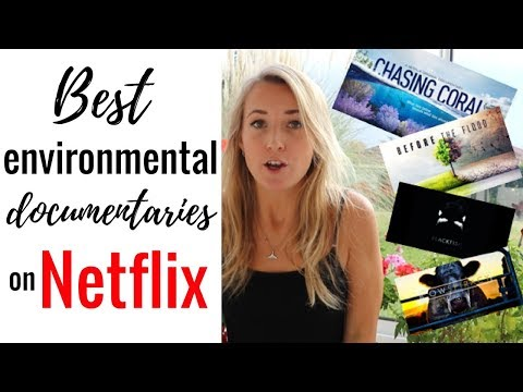 Best Environmental Documentaries on NETFLIX I Vegan, Zero Waste