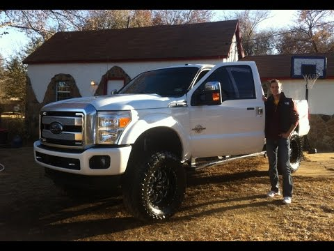 2014 Ford F 250 Powerstroke Diesel 6 7 Pushing 600