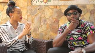 It Was Not Love at First Sight With Osas - TrybeTVs One on One w Gbenro