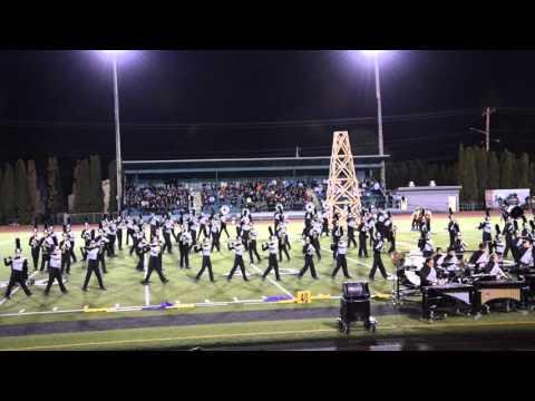 2015 Kamiak Show Band Music in Motion