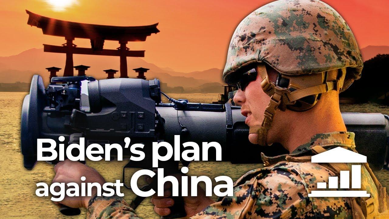 Can Biden create an Asian NATO against CHINA? - VisualPolitik EN