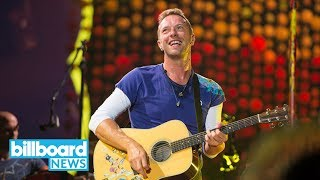Coldplay Joined by R.E.M.'s Peter Buck for Tom Petty Tribute   Billboard News