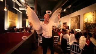 Soirée Anges et Démons pour Interbev (agence Matador)
