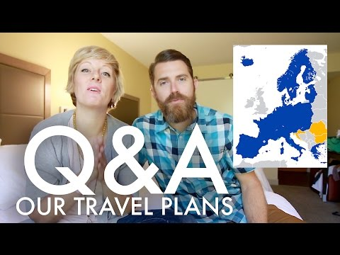 Q & A : DO THE KIDS WANT TO GO (and more🤓) : Travel Full-time w/9 kids